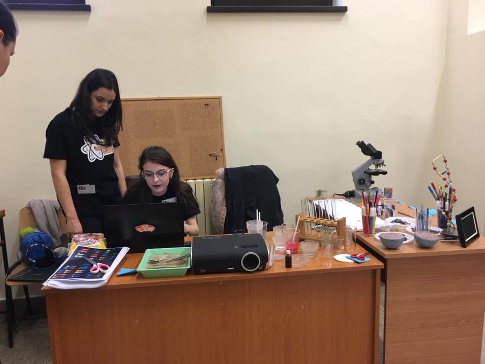 Romania Science Week