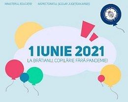 1 iunie 2021 (video)